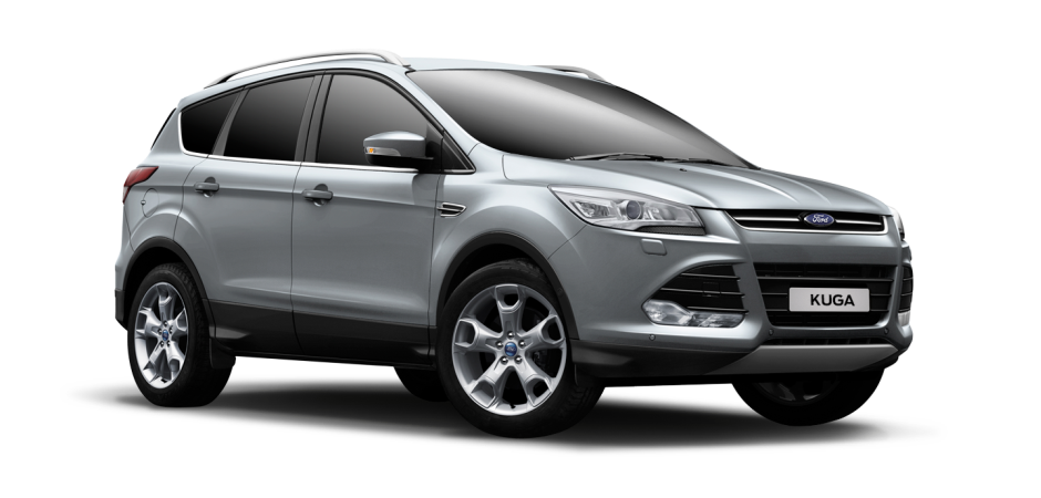 Ford Kuga Commercial