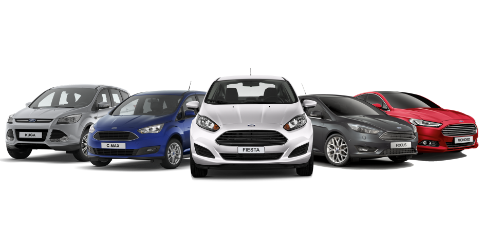 Ford 2016 Price List