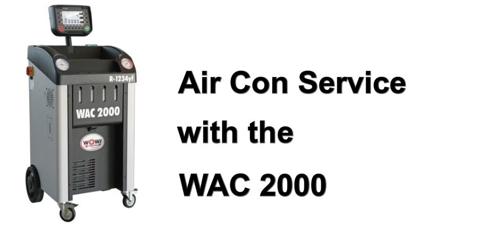 Air Con Service for your car