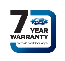 Ford 7 Year Warranty